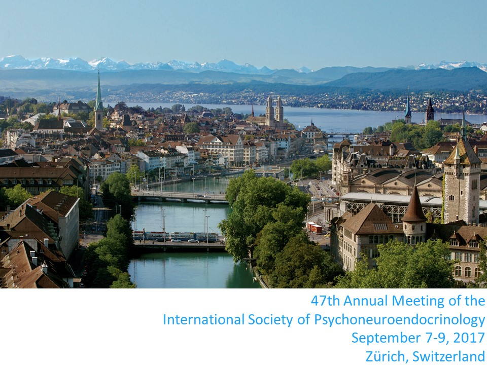 Welcome to the ISPNE 2017 in Zurich